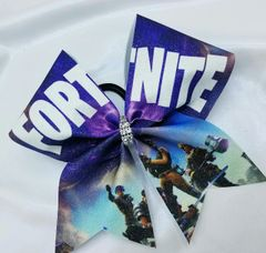 Fortnite Glitter Cheer Bow