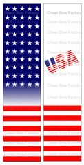 USA Ready to Press Sublimation Graphic