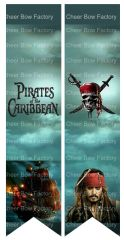 Pirates of the Caribbean Ready to Press Sublimation Graphic