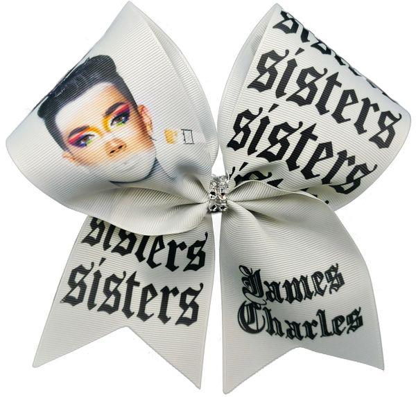 James Charles Sisters Cheer Bow
