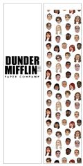 Dunder Mifflin Sublimation Cheer Bow Graphic