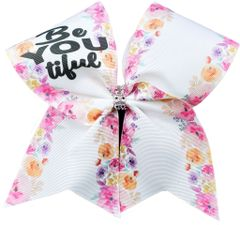 BeYOUtiful Cheer Bow