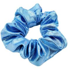 Mystique Fabric Spandex Scrunchie
