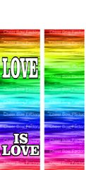 Love is Love Pride Awareness Ready to Press Sublimation Graphic