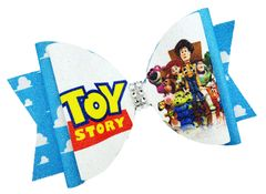 Toy Story Glitter Dolly Style Cheer Bow