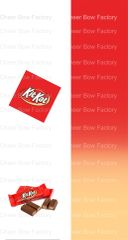 Kit Kat Ready to Press Sublimation Graphic