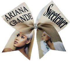 Ariana Grande Sweetener Cheer Bow