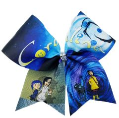 Coraline Cheer Bow