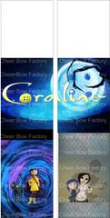 Coraline Ready to Press Sublimation Graphic
