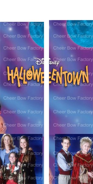 Halloweentown Ready to Press Sublimation Graphic