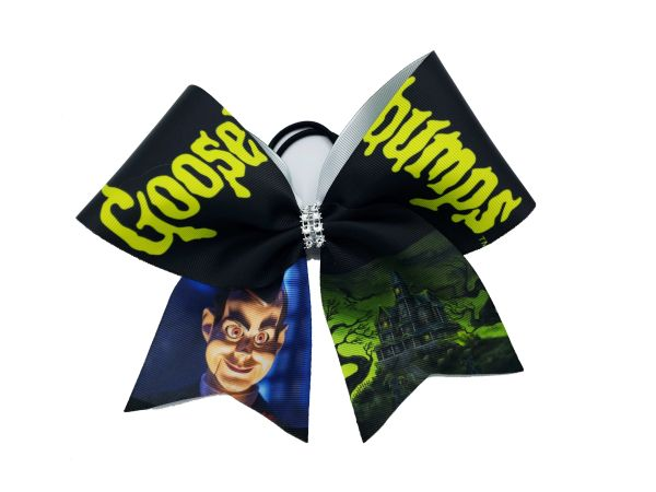 Goosebumps Cheer Bow
