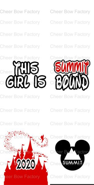 This Girl is Summit Bound Ready to Press Sublimation Graphic