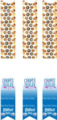 Cookie Dealer Daisy Girl Scout Keychain Sublimation Cheer Bow Graphic