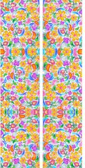 Paisley Floral Ready to Press Sublimation Graphic