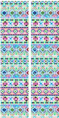 Aztec Neon Ready to Press Sublimation Graphic