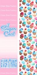 I Sugar Coat Everything Ready to Press Sublimation Graphic