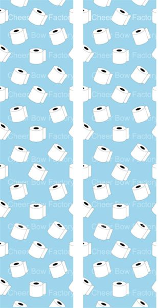 Toilet Paper Ready to Press Sublimation Graphic