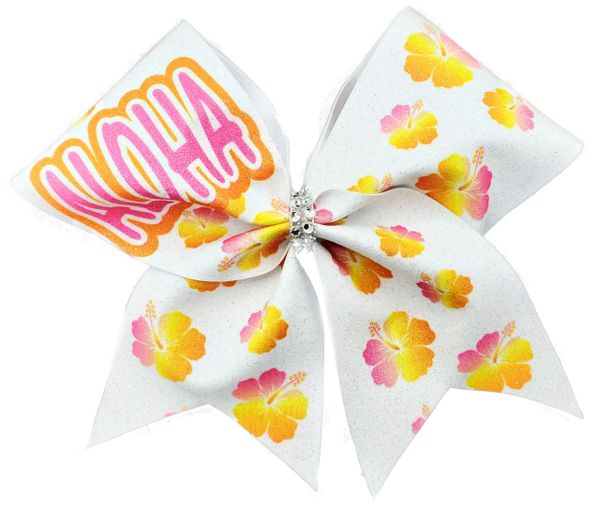Aloha Cheer Bow