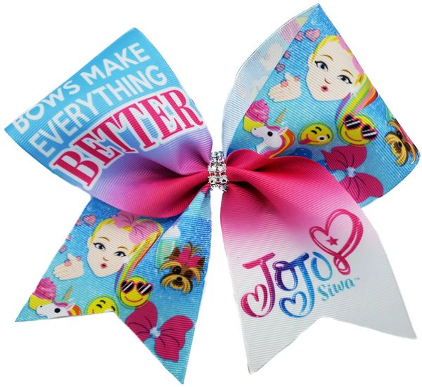 Jojo - Bows Make Everything Better Cheer Bow