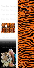 #FREE JOE EXOTIC Tiger King Ready to Press Sublimation Graphic
