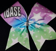 iBASE iBACK iFLY Glitter Cheer Bow