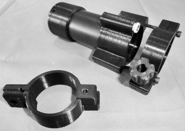 Newly Updated - Universal Scope Adapter for KPC E700 Camera