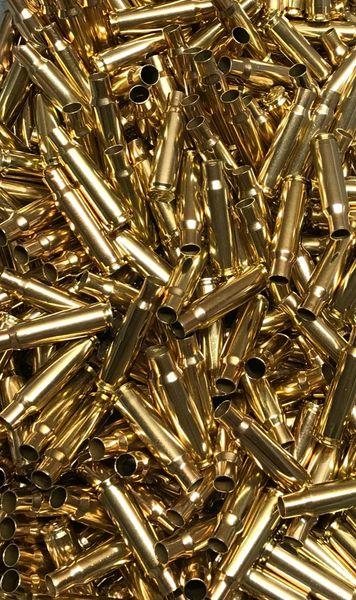 6.8 SPC Fired Brass