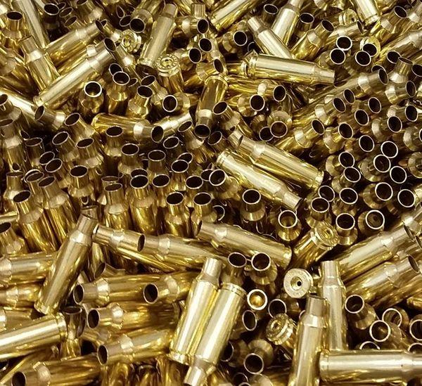 6.5 Grendel Fired Brass