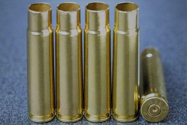 35 Remington Fired Brass