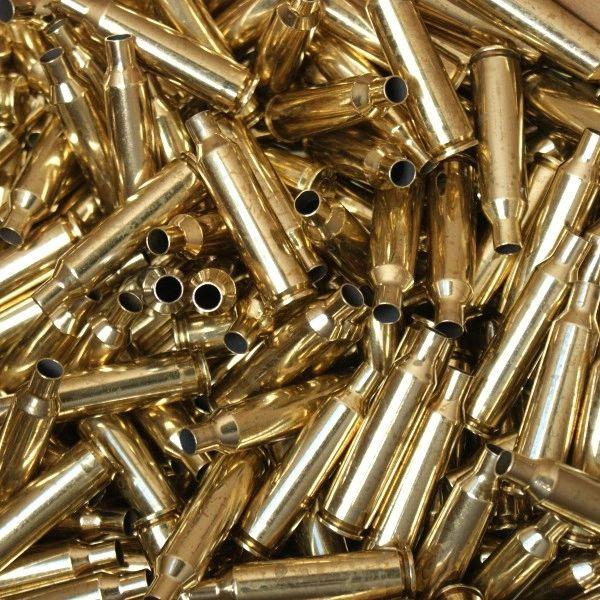 22-250 Fired Brass