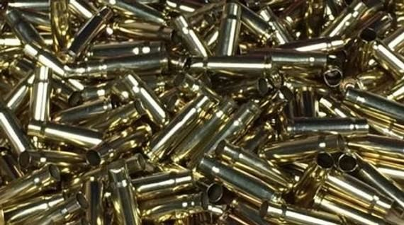 7.62x39 Fired Brass