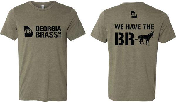 Georgia Brass TShirts