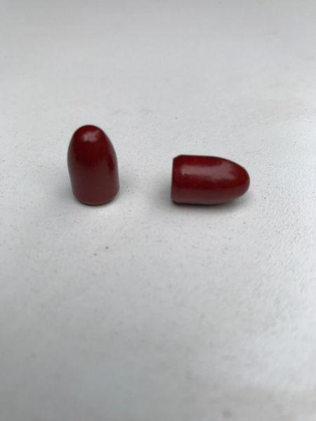9mm 125gr RN Hi-Tek Polymer Coated Projectiles