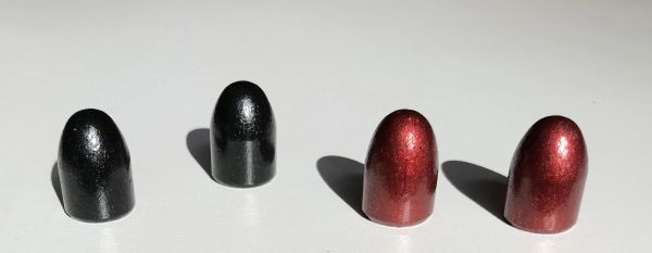 45 ACP 230gr RN Hi-Tek Polymer Coated Projectiles