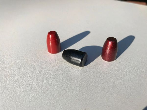 40 180gr FP Hi-Tek Polymer Coated Projectiles