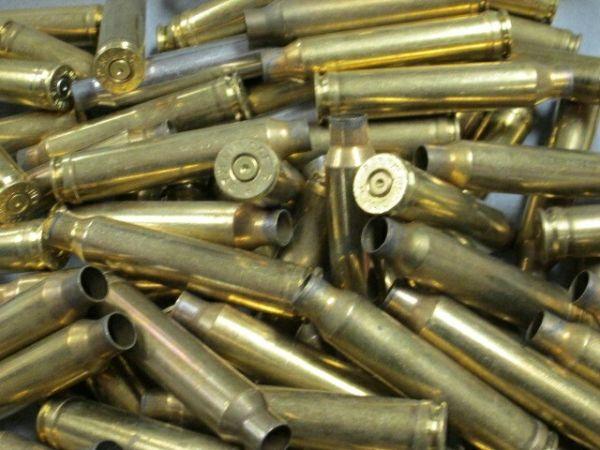 300 Winchester Magnum Fired Brass