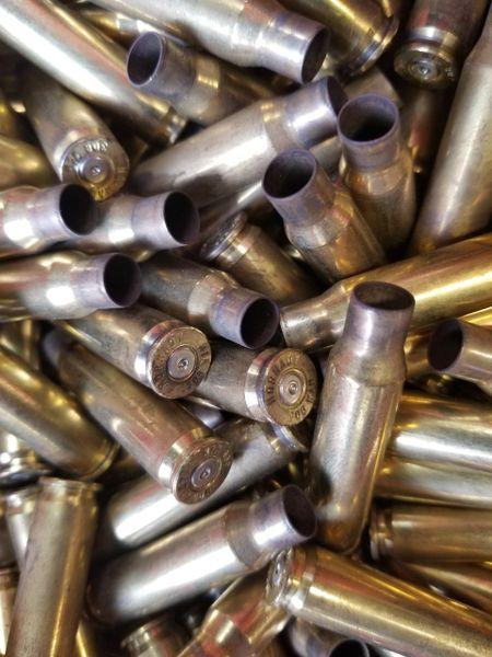 308 Once Fired Hornady Brass