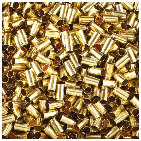 9mm Fired Brass