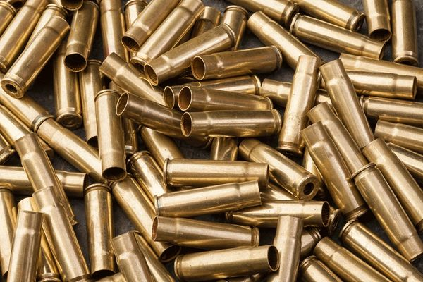 300 Black Out Fired Brass