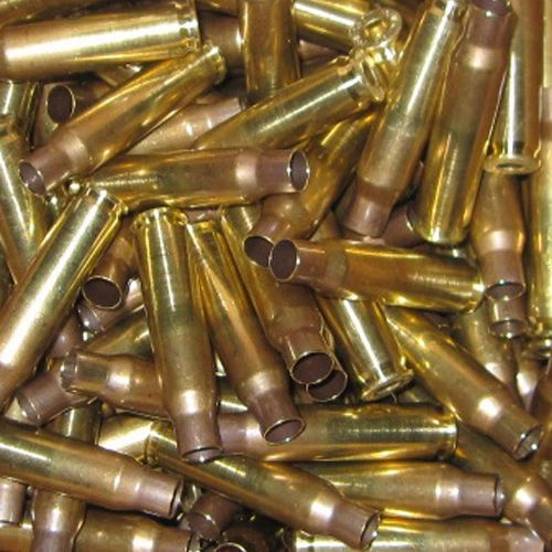 308/7.62x51 NATO Fired Mixed Head Stamp Brass