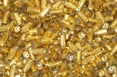 45 ACP Fired Brass