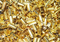 380 ACP Fired Brass