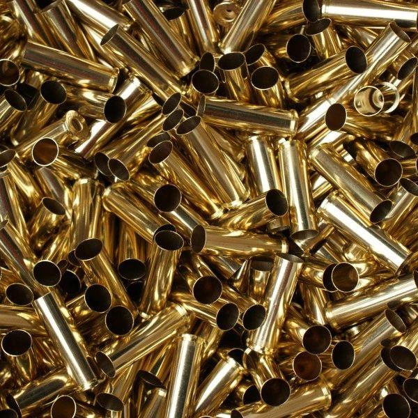357 Magnum Fired Brass