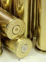 460 S&W Magnum Fired Brass