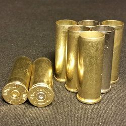 454 Casull Fired Brass