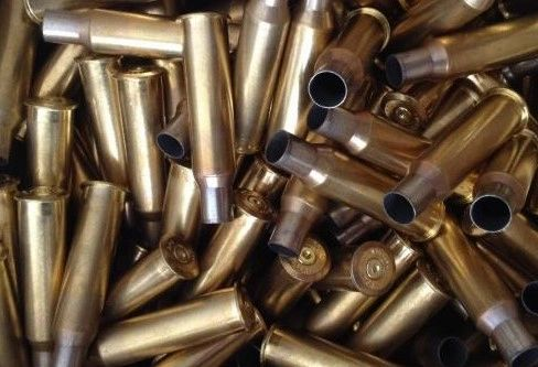 7.62x54R Fired Mixed Head Stamp Brass