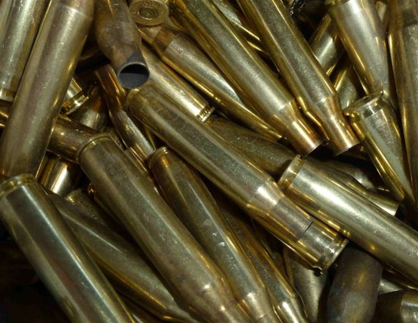 270 Winchester Fired Mixed Head Stamp Brass