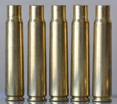 8mm Mauser Mixed Head Stamp Fired Brass