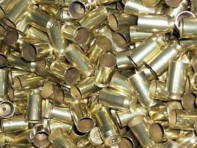 45 ACP Processed Fired Brass
