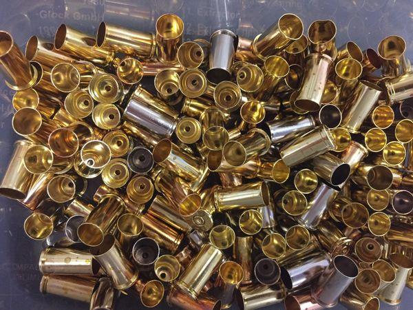 38 S&W Fired Brass